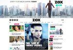 Zox News – Premium Responsive Professional News & Magazine WordPress Theme